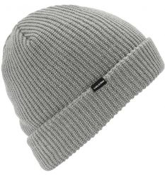 Volcom Sweep Lined Beanie (Heather Grey)