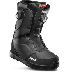 ThirtyTwo Lashed Double Boa Snowboard Boot 2020 (Black)