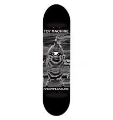 Toy Machine Toy Division Skateboard Deck (8.0)