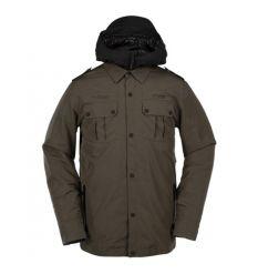 Volcom Creedle2Stone Snowboard Jacket (Forest)