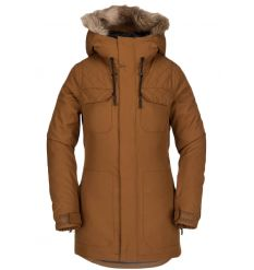 Volcom Womens Shadow Insulated Jacket (Copper) - Wetndry Boardsports