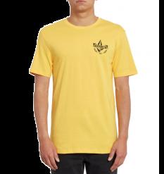 Volcom Stoker T-shirt (Citrus Gold)