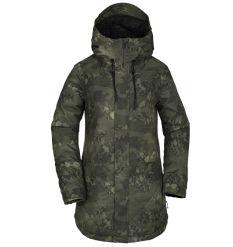 Volcom Womens Winrose Insulated Snowboard Jacket 2019 (Camouflage) - Wetndry Boardsports