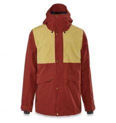 Dakine Wyeast Snowboard Jacket (Russet/Fennel)