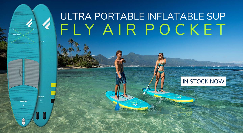 Fanatic Fly Air Pocket SUP