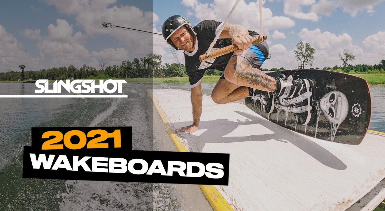 Slingshot Wakeboards