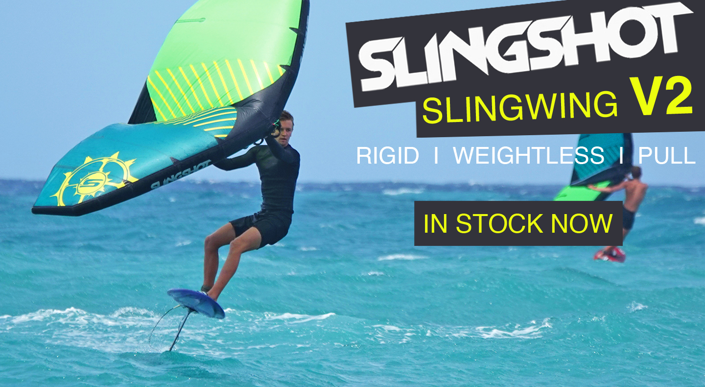The New Slingshot Slingwing V2