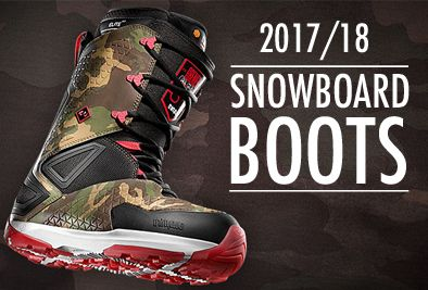 2017 snowboard boots