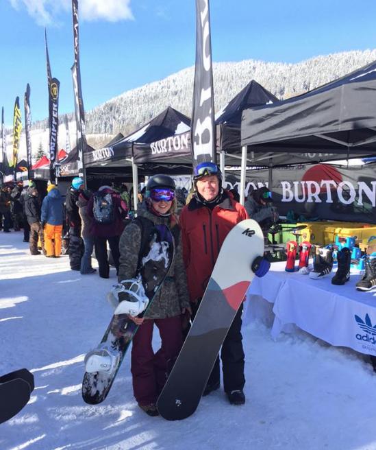Avant Premier Snowboard Test