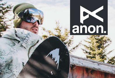 anon goggles