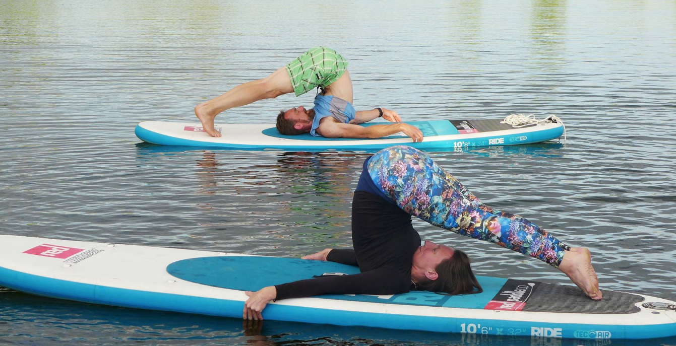 Sup Yoga Essex Classes