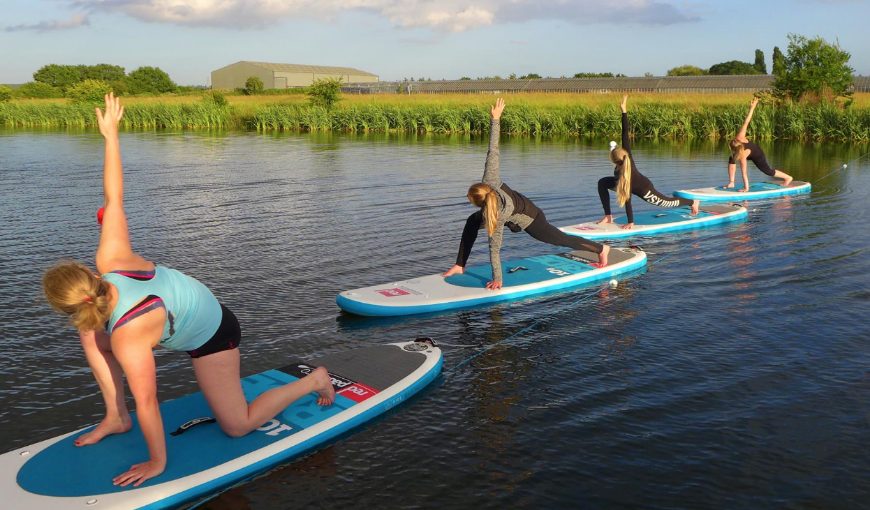 Sup Yoga Essex Wet n Dry Boardsports