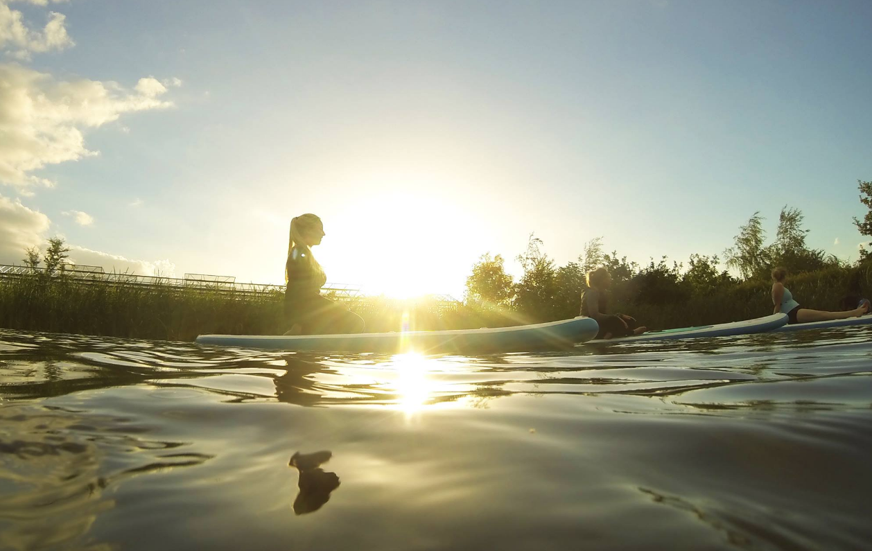 Sup Yoga Essex Wet n Dry Boardsports pic 2