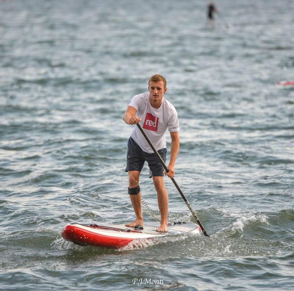 Nathan Paddleboarding