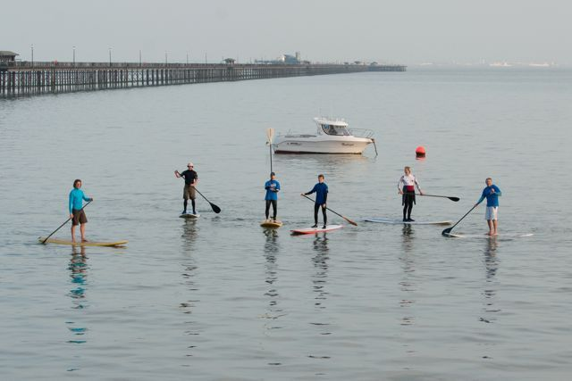 southend peir sup
